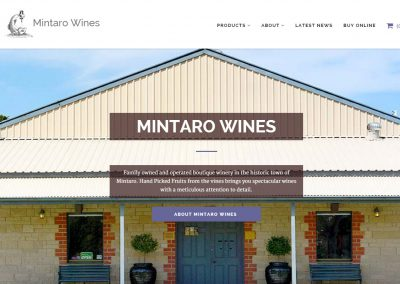 Mintaro Wines