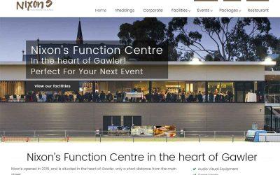 Nixons Function Centre Gawler